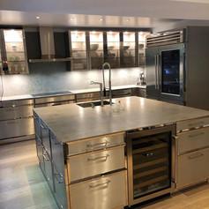 59 - Cuisine BeauxArts SieMatic à Saint-Tropez - Suite
