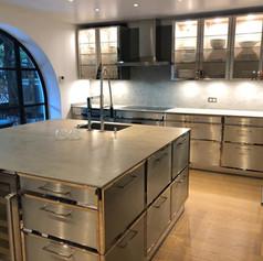 62 - Cuisine BeauxArts SieMatic à Saint-Tropez - Suite