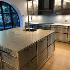 58 - Cuisine BeauxArts SieMatic à Saint-Tropez - Suite