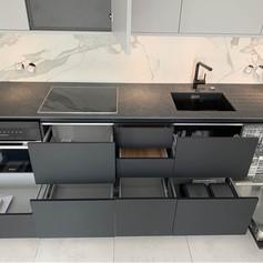 75 - Nouvelle réalisation d'une cuisine en ville