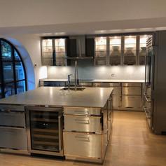 56 - Cuisine BeauxArts SieMatic à Saint-Tropez - Suite