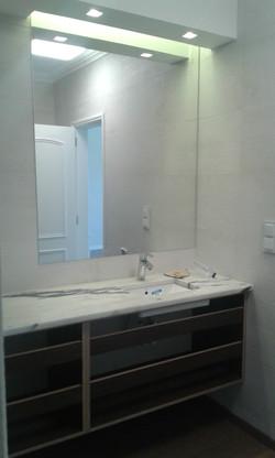 Lighting design casa de banho