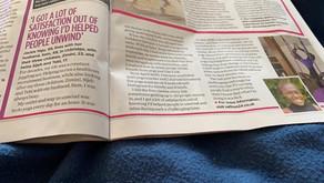 Woman Magazine Feature