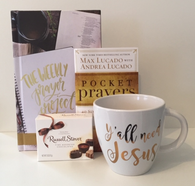 The Weekly Prayer Project Gift Set