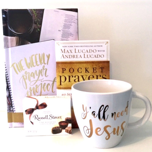 The Weekly Prayer Project - Gift Set