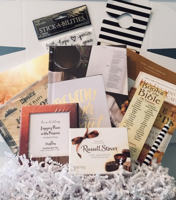 The Weekly Prayer Project Deluxe Box