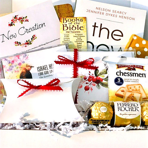 New Creation In Christ - Deluxe Box
