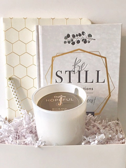 Be Still And Know Gift Set