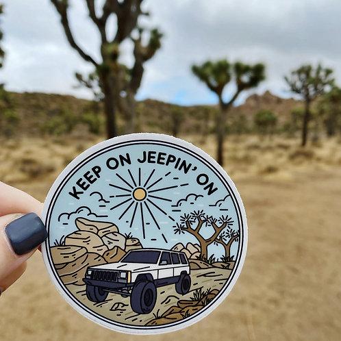 Keep on Jeepin On