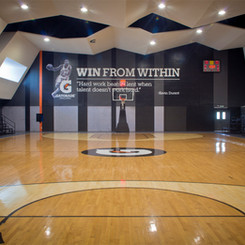 GATORADE HOOPS CENTER