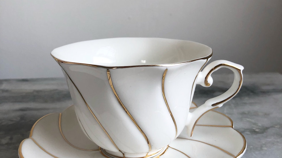 BEATRICE CUP AND SAUCER SET