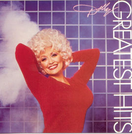 Dolly Parton Greatest Hits album cover