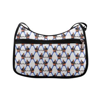 George Michael crossbody bag