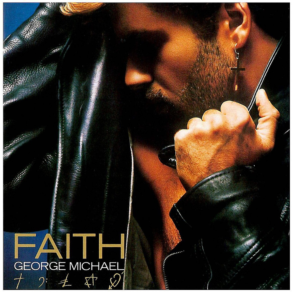 George Michael Faith album cover