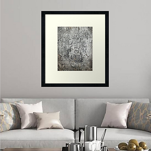 Framed Abstact Art