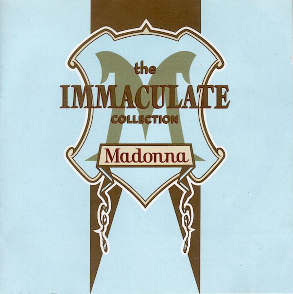 Madonna Immaculate album cover