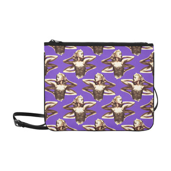 Madonna clutch bag