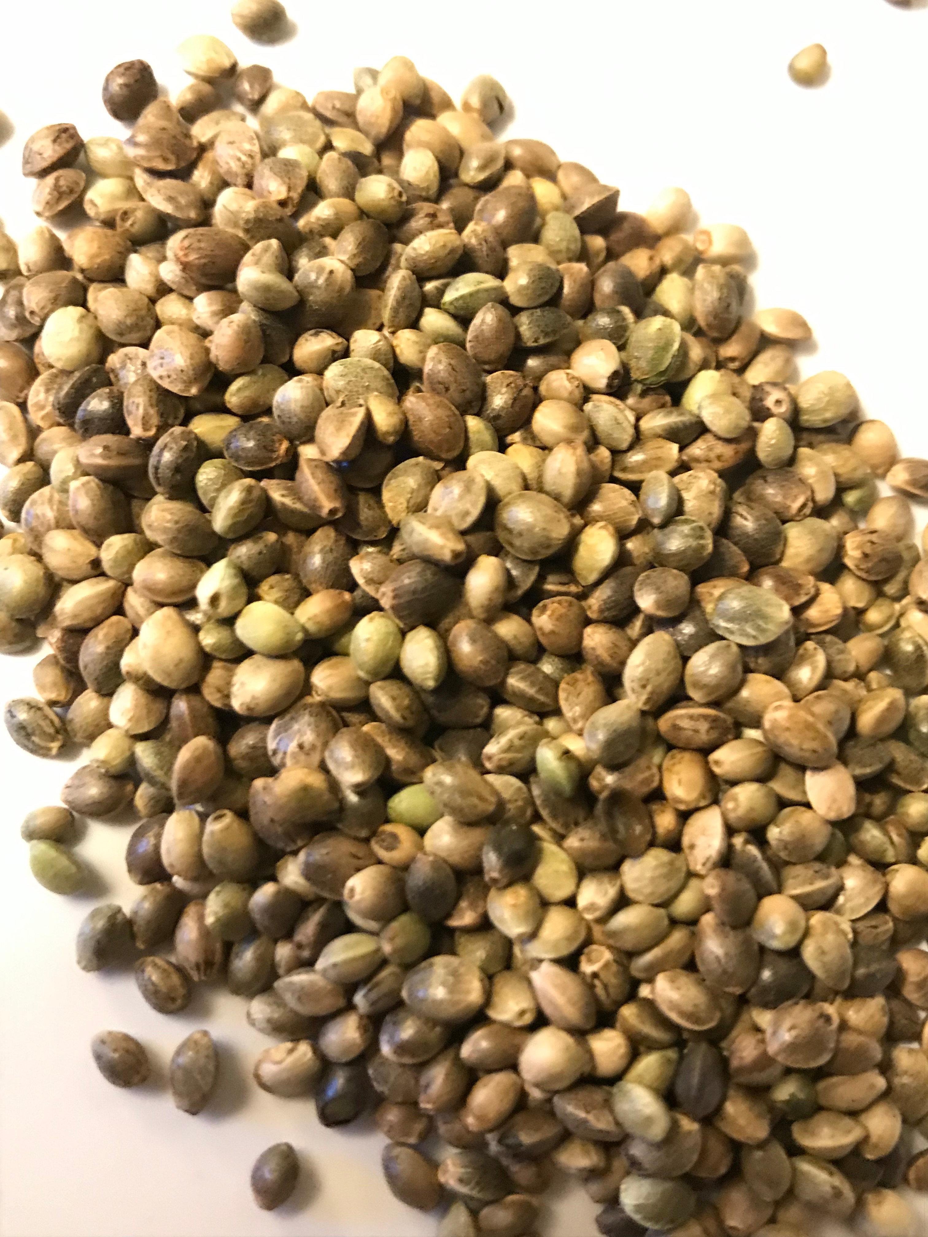 BoAx Hemp Seed