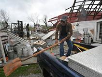Newnan Tornado Gives Reason to Believe