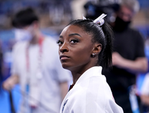 Simone Biles Opens up About Mental Health