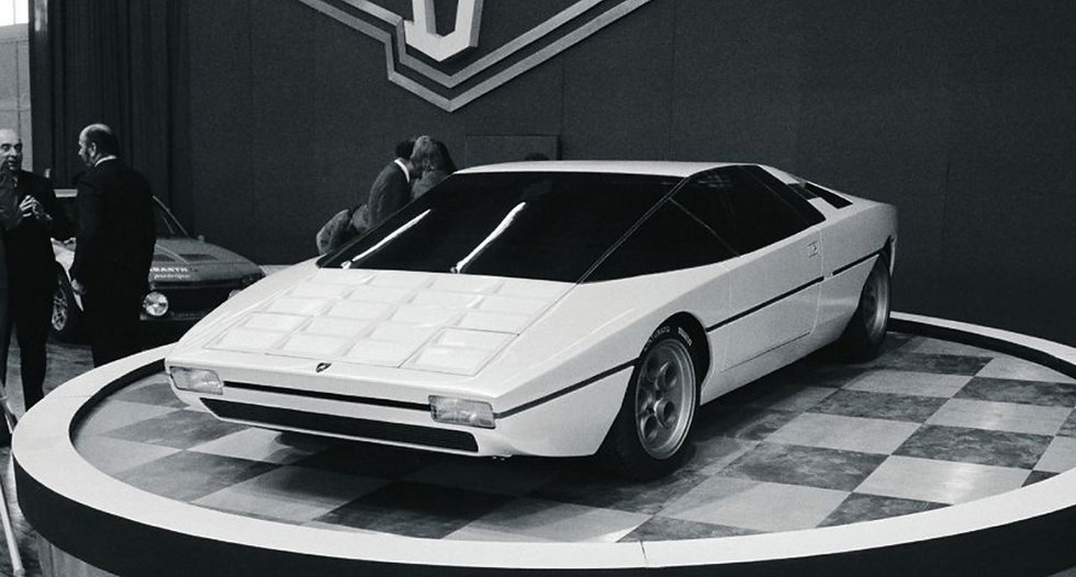 1970s Concept Cars Story Cars