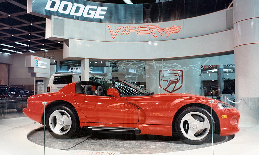 1990s Concept Cars Story Cars