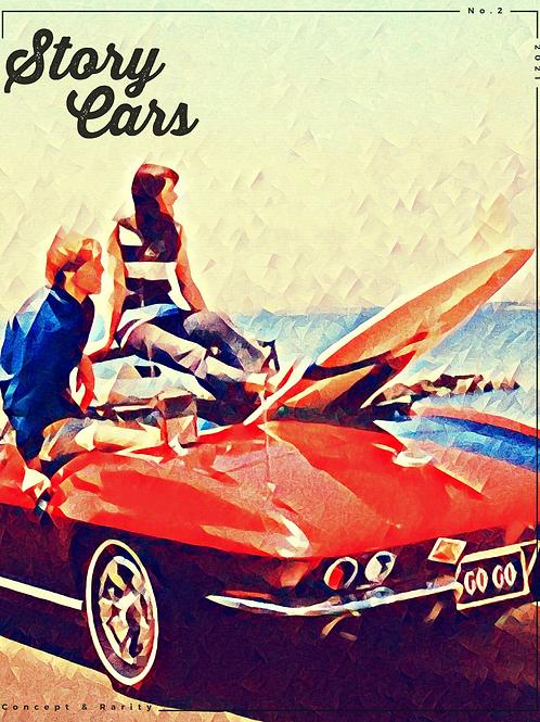 Story Cars No. 2 Magazine