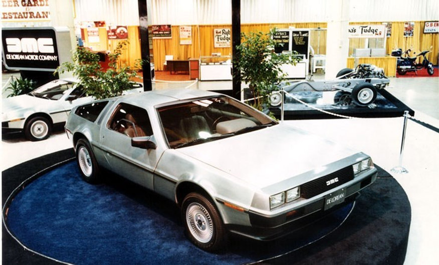 1980s Concept Cars Story Cars