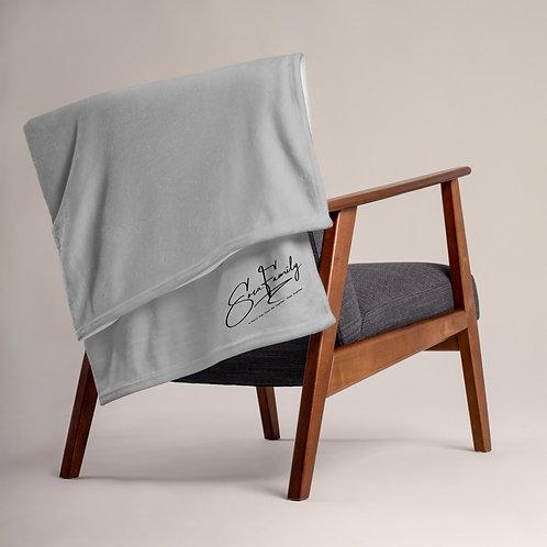 Soca Family Throw Blanket