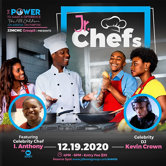 JJMCMC G5 Jr. Chefs
