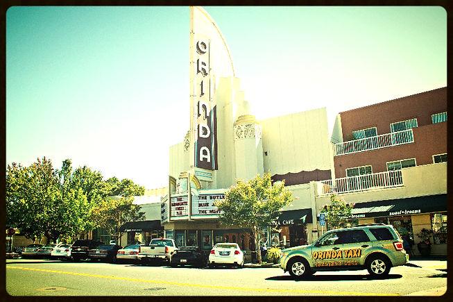Orinda Taxi @ Orinda Theater