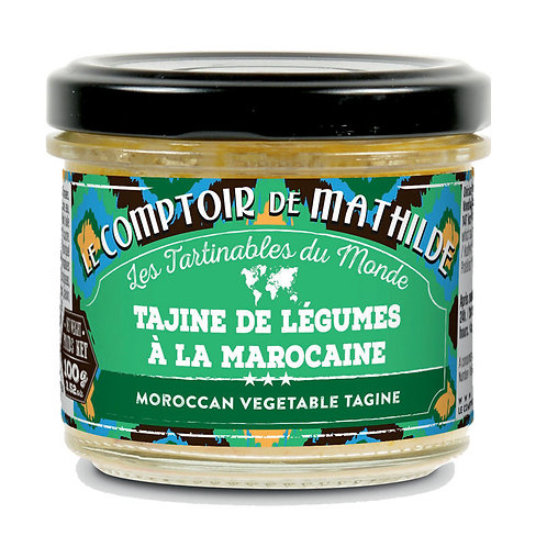 Tajine de légumes à la marocaine