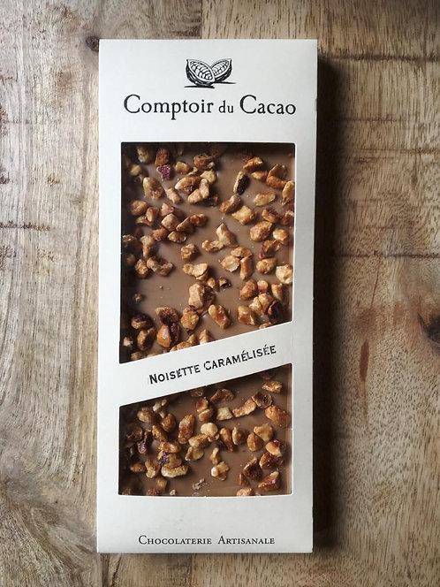 Tablette chocolat Blond Noisette