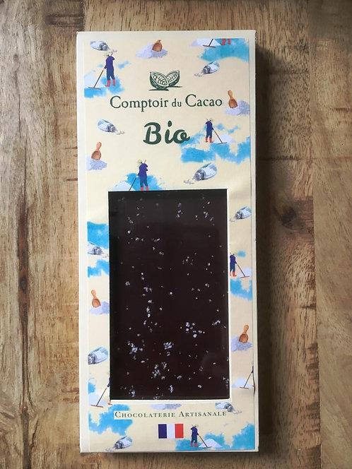 tablette bio fleur de sel