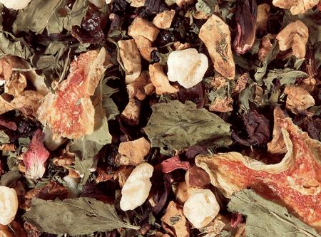 Infusion de fruits Pastèque/Menthe aromatisé