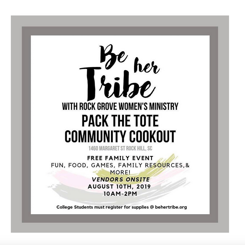 Be Her Tribe with Rock Grove Women's Ministry