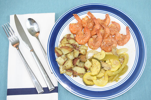 Old Bay Seasoned Shrimp