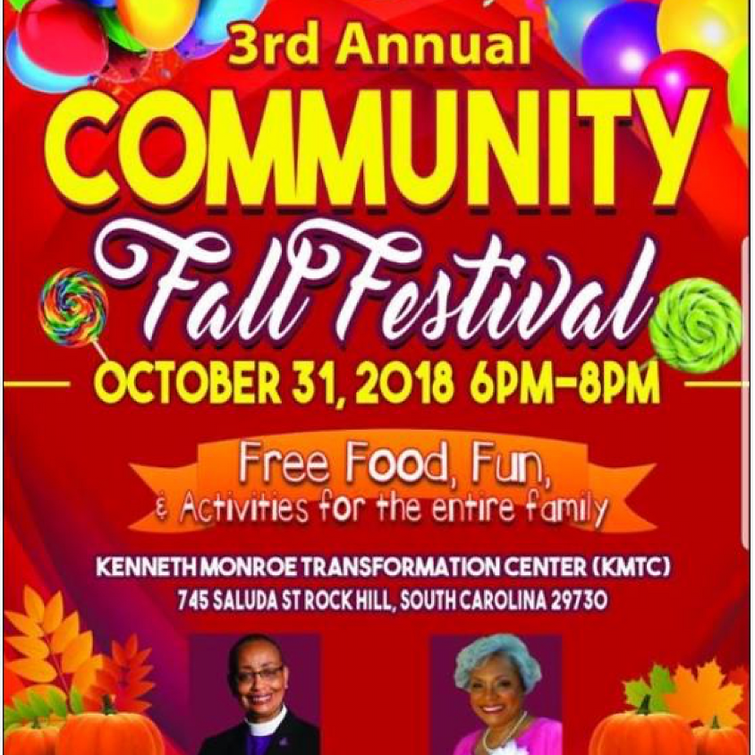 3rd Community Fall Festival