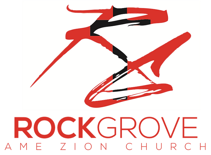 Rock Grove AME Zion Church Logo