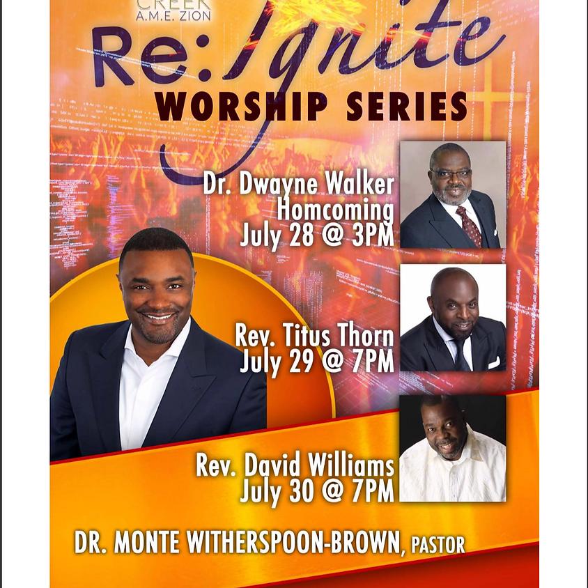 Reignite Worship Service