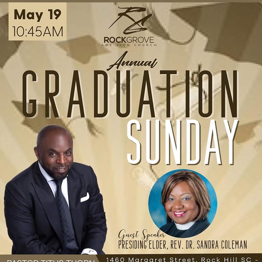 Annual Graduation Sunday