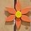"Thumbnail: Garden Shed wood 7""Flower"