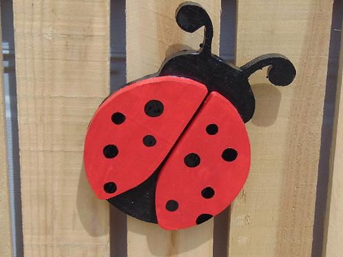 Lady bug Garden décor, Lady Bug