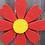 "Thumbnail: Garden Shed wood 12""Flower"