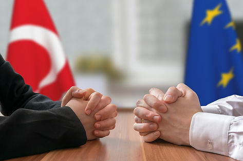 Negotiation of Turkey and European Union