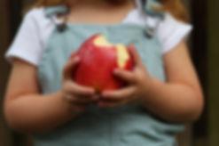 closeup w apple.JPG