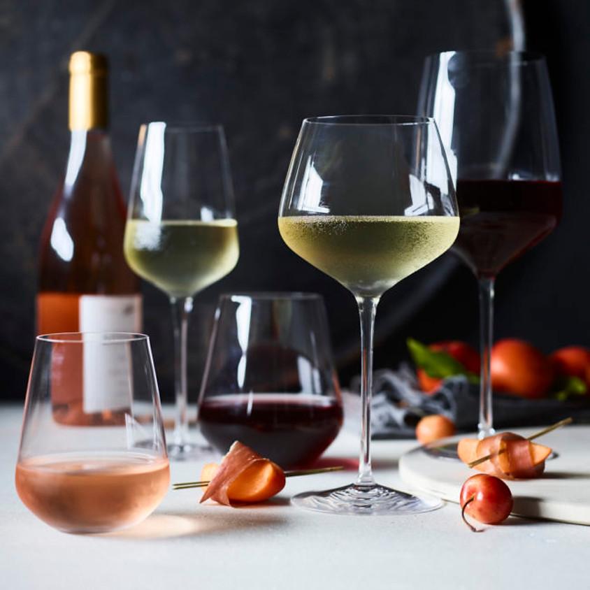 Holiday Wine & Food Showcase