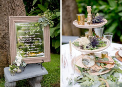 Mirrors-with-calligraphy-used-in-wedding-decor-1