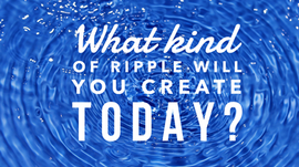 What Kind of Ripple?