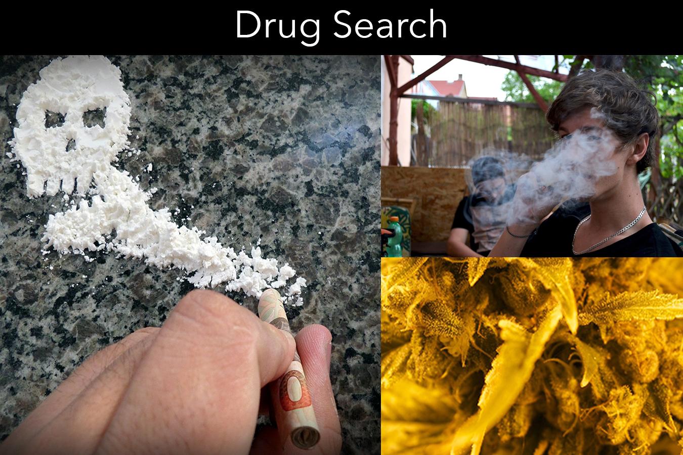 K-9 Drug Search